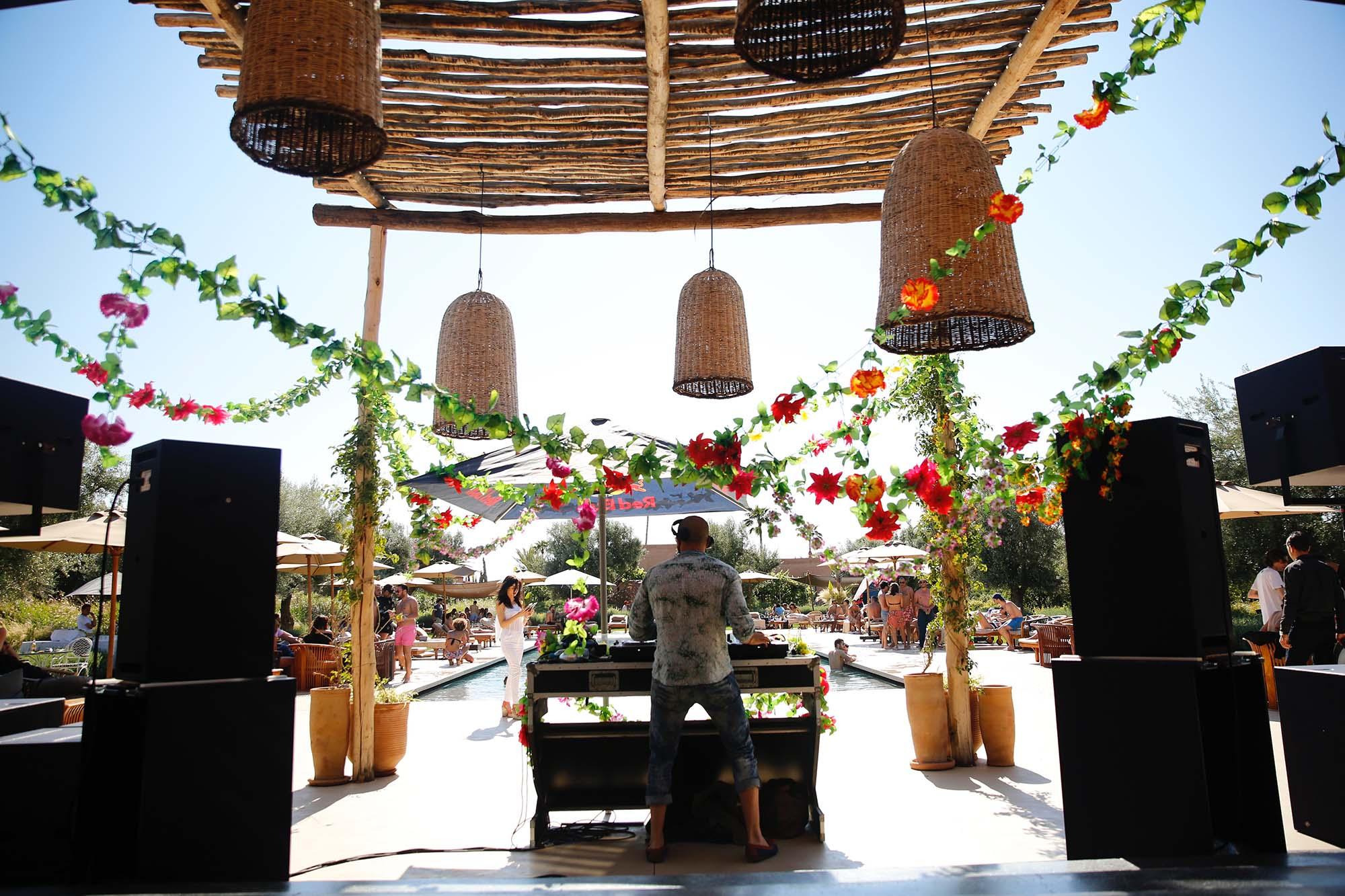 Evenement Maison Hotes Marrakech THE SOURCE Slide 6