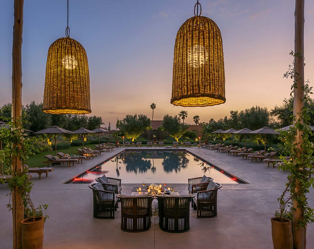 Pool House Maison Hotes The Source Marrakech 4